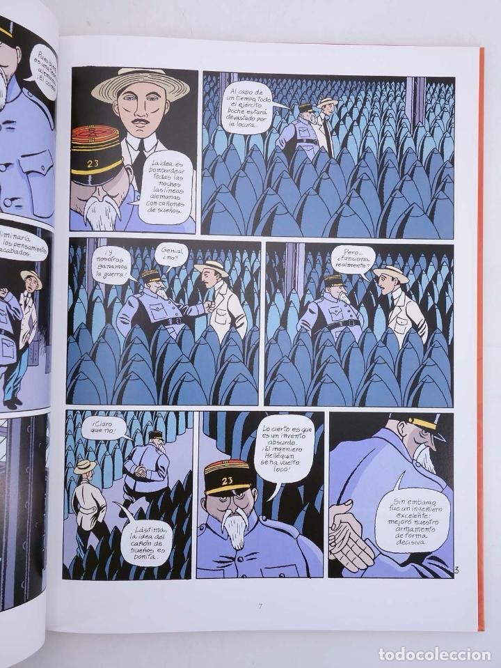 Cómics: LA LECTURA DE LAS RUINAS (David B.) Norma, 2008. OFRT antes 19,5E - Foto 3 - 220914010