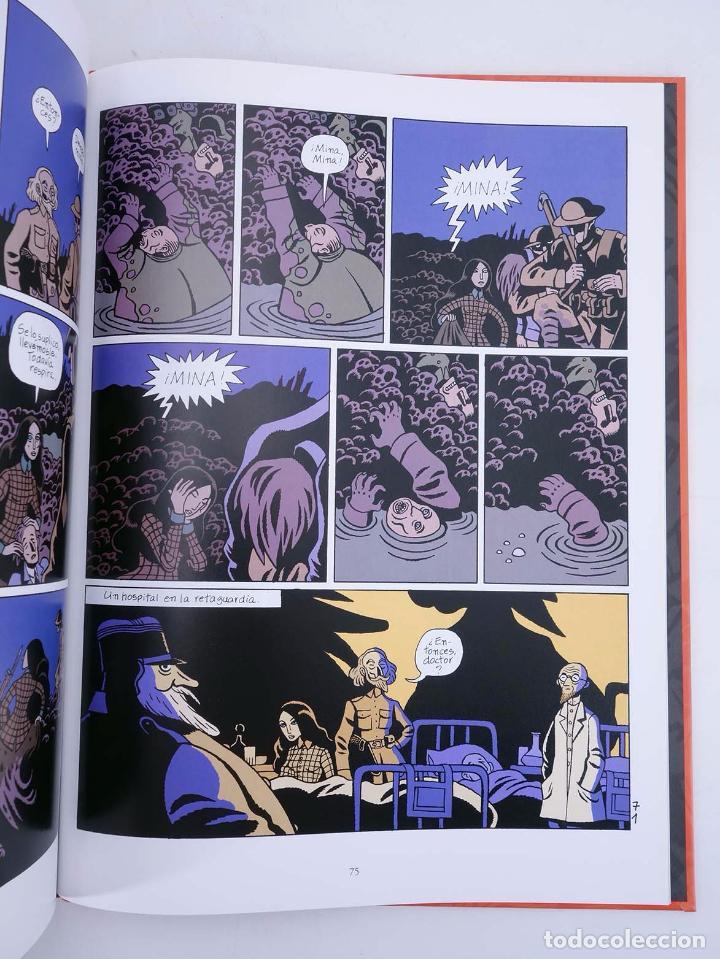 Cómics: LA LECTURA DE LAS RUINAS (David B.) Norma, 2008. OFRT antes 19,5E - Foto 6 - 220914010