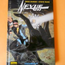 Cómics: NEXUS. VOLUMEN 4. MIKE BARON & STEVE RUDE. IMPECABLE. Lote 99134147