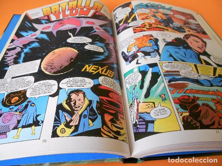 Comics: NEXUS. VOLUMEN 4. MIKE BARON & STEVE RUDE. IMPECABLE - Foto 3 - 99134147