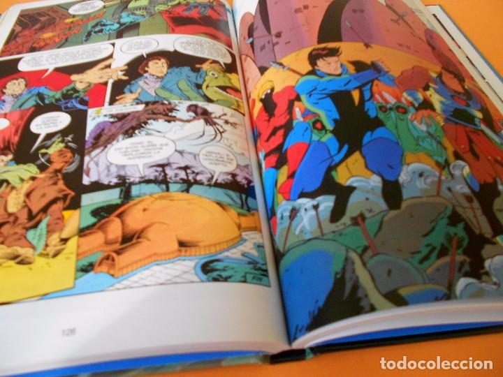 Comics: NEXUS. VOLUMEN 4. MIKE BARON & STEVE RUDE. IMPECABLE - Foto 4 - 99134147
