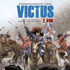 Cómics: CÓMICS. VICTUS 2. VIDI (CATALÀ) - ALBERT SÁNCHEZ PIÑOL/CARLES SANTAMARÍA/DALMASES/CASALS (CARTONÉ). Lote 99236351
