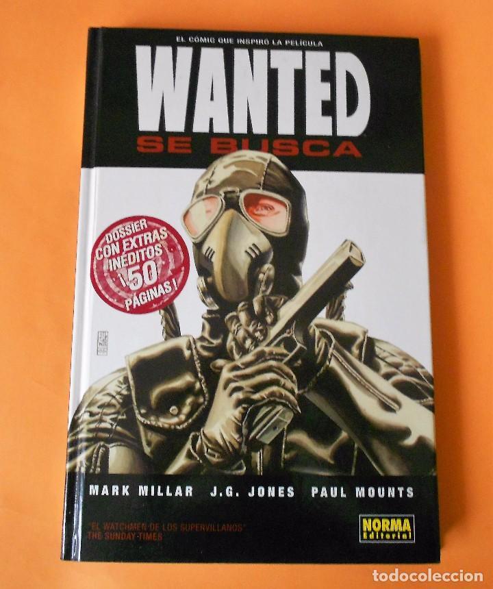 Wanted Se Busca Mark Millar Primera Edicion Verkauft Durch