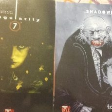 Cómics: 2 TOMOS BEN TEMPLESMITH: MADE IN HELL NORMA: 12 SINGULARITY 7 + 74 SHADOWPLAY (AMBER BENSON). Lote 99825515