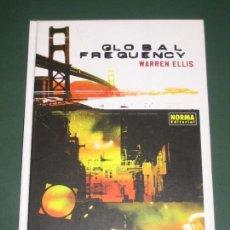 Cómics: GLOBAL FREQUENCY (WARREN ELLIS / NORMA) . Lote 99857227
