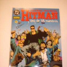 Cómics: HITMAN UNO DE LOS NUESTROS - 3 COMICS - COMPLETA - NORMA EDIT.- 2003. Lote 99915007
