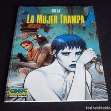 Cómics: BILAL. LA MUJER TRAMPA. EXTRA - COLOR DE CIMOC Nº 23. NORMA EDITORIAL 1984. Lote 99978751