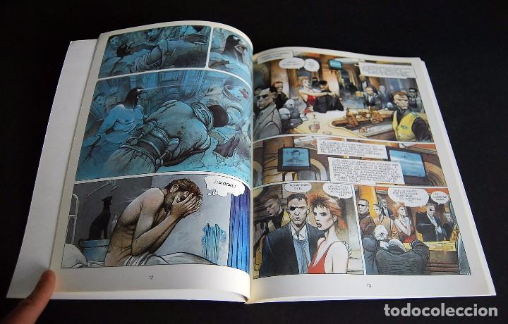 Cómics: BILAL. LA MUJER TRAMPA. EXTRA - COLOR DE CIMOC Nº 23. NORMA EDITORIAL 1984 - Foto 2 - 99978751