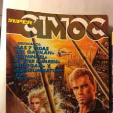 Cómics: COMIC SUPER CIMOC Nº 1 - CONTIENE 95-96-97 - NORMA EDITORIAL 252 PAGINAS. Lote 100417715