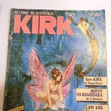 Cómics: KIRK NUM 4 - EL COMIC DE AVENTURAS - NORMA EDIT.- 1982. Lote 100486271