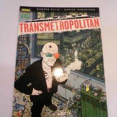 Cómics: TRANSMETROPOLITAN - DE NUEVO EN LA CALLE - 1 DE 4 - NORMA EDIT.- 1999. Lote 100489696