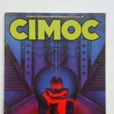Cómics: CIMOC Nº 105 NEUROMANTE (NORMA). Lote 100565839
