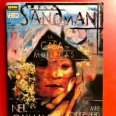 Cómics: LA CASA DE MUÑECAS THE SANDMAN COLECCIÓN VÉRTIGO DC CÓMICS ESPAÑOL NEIL GAIMAN PERFECTO . Lote 100718439