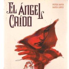 Cómics: EL ÁNGEL CAIDO. LOTE: 6 NÚMEROS. (1,2,3,4,5,9). PETER DAVID/DAVID LÓPEZ. DC/NORMA.(RF.MA)PL/10. Lote 101060487