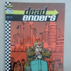Cómics: DEADENDERS (DEAD ENDERS) COMPLETA 3 NROS - POSIBLE ENVÍO GRATIS - NORMA / VERTIGO - ED BRUBAKER. Lote 101137011