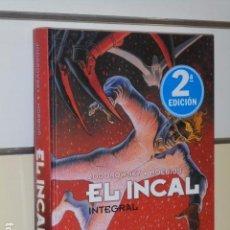 Cómics: EL INCAL INTEGRAL 2ª EDICION JODOROWSKY Y MOEBIUS - NORMA - OFERTA. Lote 101317363
