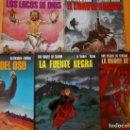 Cómics: LOS VIAJES DE TAKUAN. COMPLETA . CINCO VOLÚMENES RUSTICA. MUY BUEN ESTADO.. Lote 101442147