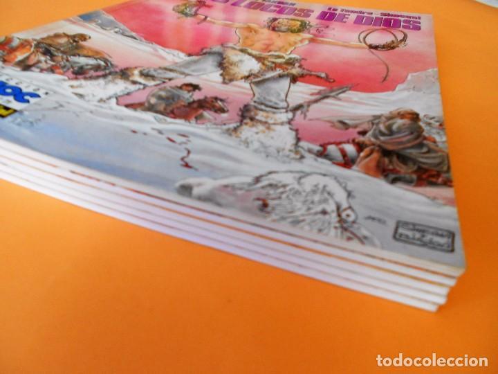 Cómics: LOS VIAJES DE TAKUAN. COMPLETA . CINCO VOLÚMENES RUSTICA. MUY BUEN ESTADO. - Foto 3 - 101442147