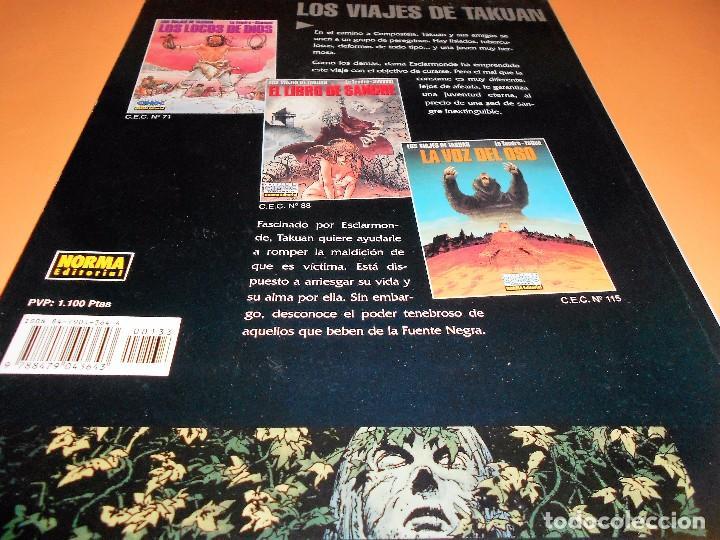 Cómics: LOS VIAJES DE TAKUAN. COMPLETA . CINCO VOLÚMENES RUSTICA. MUY BUEN ESTADO. - Foto 5 - 101442147