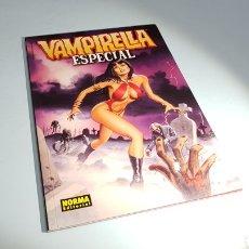 Cómics: VAMPIRELLA ESPECIAL EXCELENTE ESTADO NORMA. Lote 101445036