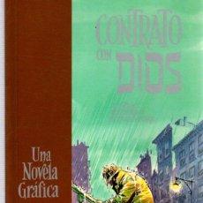 Cómics: CONTRATO CON DIOS Y OTRAS HISTORIAS DE NUEVA YORK. WILL EISNER. NORMA, AÑO 2002. Lote 143610810