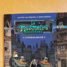 Cómics: LA MAZMORRA MONSTRUOS LA NOCHE DEL SEDUCTOR, NORMA CIMOC COLOR 209, SFAR TRONDHEIM, VERMOT-DESROCHES. Lote 113634002