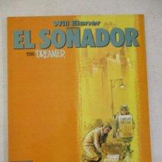 Cómics: EL SOÑADOR - WILL EISNER - COLECCIÓN EL MURO Nº 2 NORMA EDITORIAL. Lote 101545547