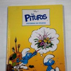 Cómics: LOS PITUFOS. HISTORIAS DE PITUFOS. PEYO NORMA EDITORIAL 2013. TDKC33. Lote 101553003