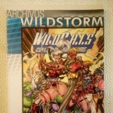 Cómics: ARCHIVOS WILDSTORM: WILDC.A.T.S 2: INSTINTO ASESINO DE BRANDON CHOI, JIM LEE, MARC SILVESTRI.... Lote 101561039