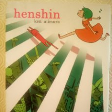Cómics: HENSHIN DE KEN NIIMURA. Lote 101562711