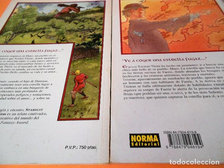 Cómics: STARDUST. NEIL GAIMAN, 5 TOMOS PRESTIGE. BUEN ESTADO. - Foto 3 - 101606707