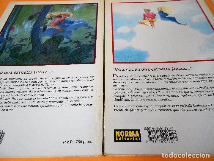 Cómics: STARDUST. NEIL GAIMAN, 5 TOMOS PRESTIGE. BUEN ESTADO. - Foto 4 - 101606707