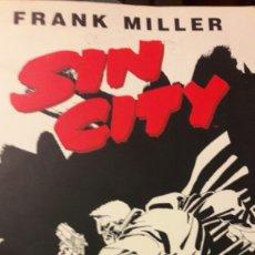 Comics - Sin City. Frank Miller. Norma Editorial. - 102487163