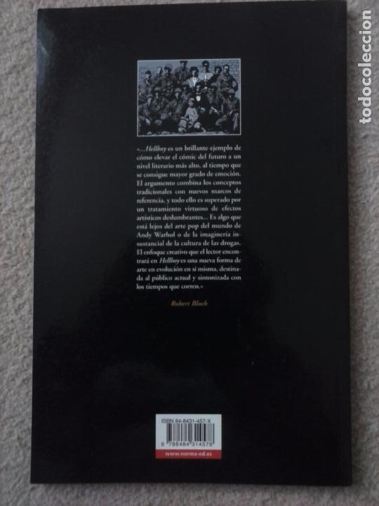 Cómics: HELLBOY 3 NºS - SEMILLA DE DESTRUCCION, DESPIERTA EL DEMONIO,EL ATAÚD ENCADENADO Y OTRAS HISTORIAS - Foto 7 - 102593275