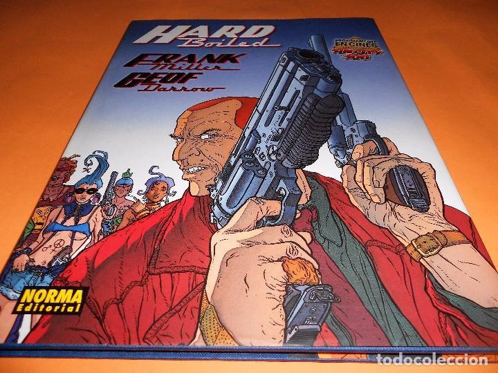 FRANK MILLER : HARD BOILED. TAPA DURA. BUEN ESTADO (Tebeos y Comics - Norma - Comic USA)