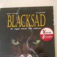 Cómics: BLACKSAD 1. UN LUGAR ENTRE LAS SOMBRAS. Lote 102864035