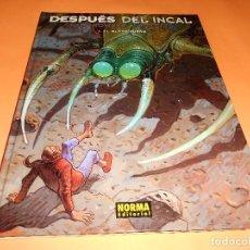 Cómics: DESPUES DEL INCAL. 1 EL NUEVO SUEÑO. MOEBIUS & JODOROWSKY. IMPECABLE. Lote 102936095
