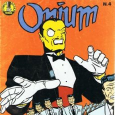 Cómics: CÓMIC ONIUM Nº 4 . Lote 103045991