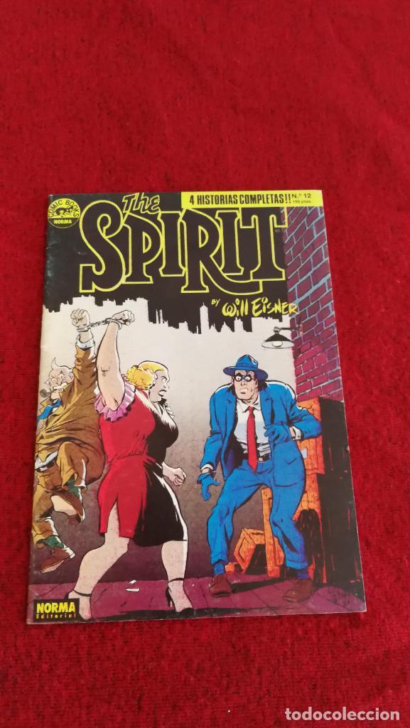 SPIRIT WILL EISNER, Nº 12 (4/89) COMICS EDITORIAL NORMA (Tebeos y Comics - Norma - Comic USA)