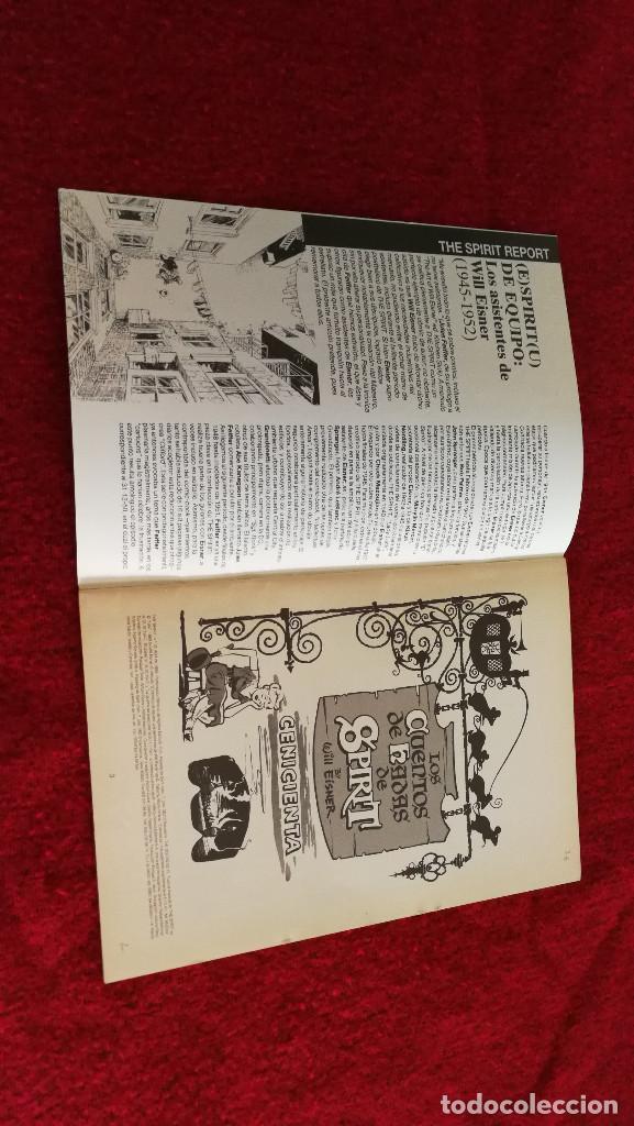 Cómics: SPIRIT WILL EISNER, Nº 12 (4/89) COMICS EDITORIAL NORMA - Foto 3 - 103278051