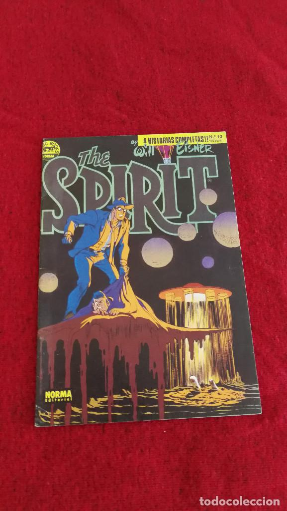 SPIRIT WILL EISNER, Nº 10 (3/89) COMICS EDITORIAL NORMA (Tebeos y Comics - Norma - Comic USA)