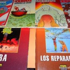 Cómics: MOEBIUS. EL MUNDO DE EDENA. COMPLETA. 5 VOLÚMENES DE VARIAS EDICIONES. MUY BUEN ESTADO.. Lote 103280023