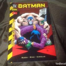 Cómics: CÓMIC NÚMERO 23 BATMAN, TIERRA DE NADIE NORMA EDITORIAL. Lote 103298891