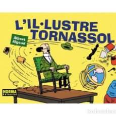 Cómics: L´IL.LUSTRE TORNASSOL - ALBERT ALGOUD - NORMA EDITORIAL (EN CATALÁN). Lote 103340423