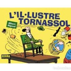 Cómics: L´IL.LUSTRE TORNASSOL - ALBERT ALGOUD - NORMA EDITORIAL (EN CATALÁN). Lote 103341035