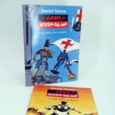 Cómics: EL ANGEL DE NOTRE-DAME 1 Y 2. COMPLETA (DANIEL TORRES) NORMA, 1998. OFRT ANTES 14,4E. Lote 223296166