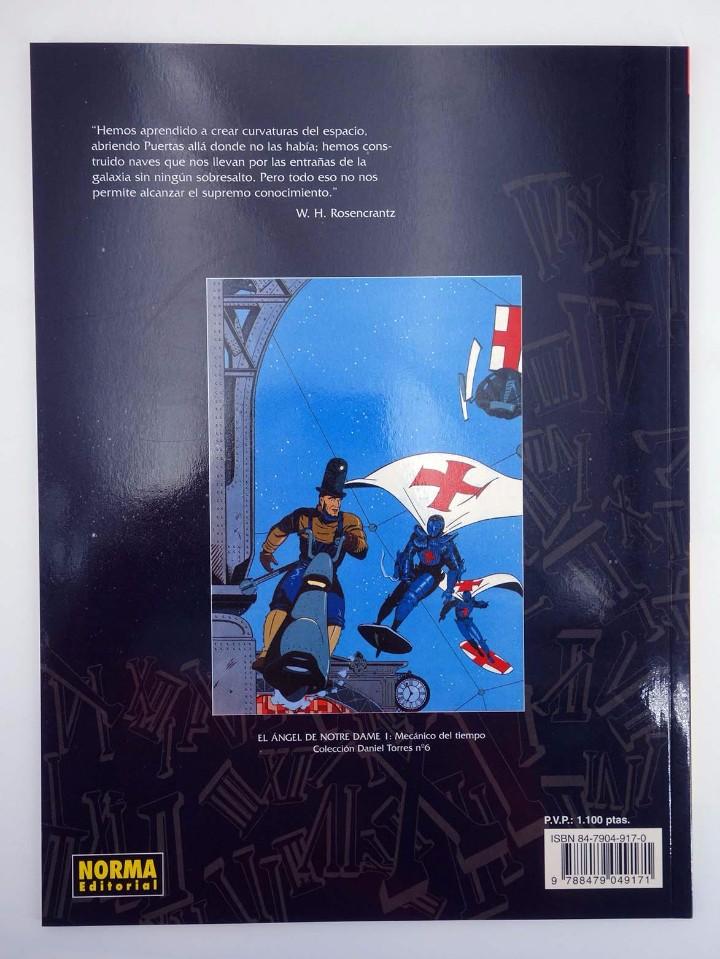 Cómics: EL ANGEL DE NOTRE-DAME 1 Y 2. COMPLETA (Daniel Torres) Norma, 1998. OFRT antes 14,4E - Foto 5 - 223296166