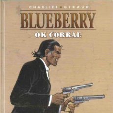 Cómics: BLUEBERRY Nº 42 OK CORRAL. Lote 103438127