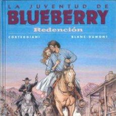 Cómics: BLUEBERRY Nº 52 REDENCIÓN. Lote 103440239