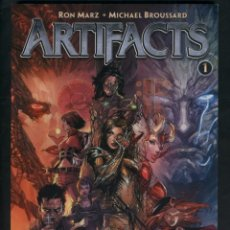 Cómics: ARTIFACTS Nº 1 - RON MARZ - NORMA EDITORIAL. Lote 103572483